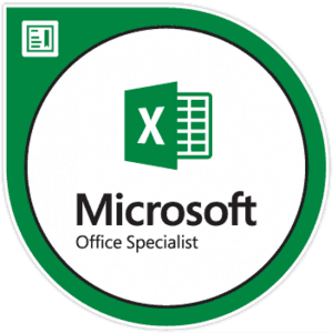 Microsoft Office Specialist 5