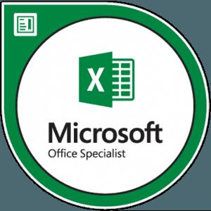 Microsoft Office Specialist 5
