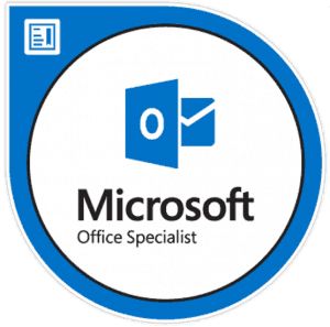 Microsoft Office Specialist 4