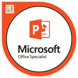 Microsoft Office Specialist 3