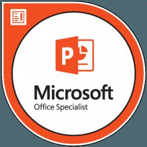 Microsoft Office Specialist 3
