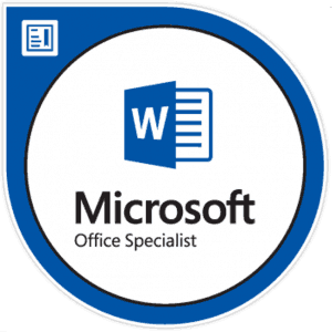 Microsoft Office Specialist 2