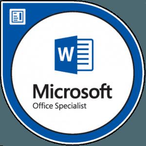 Microsoft Office Specialist 2