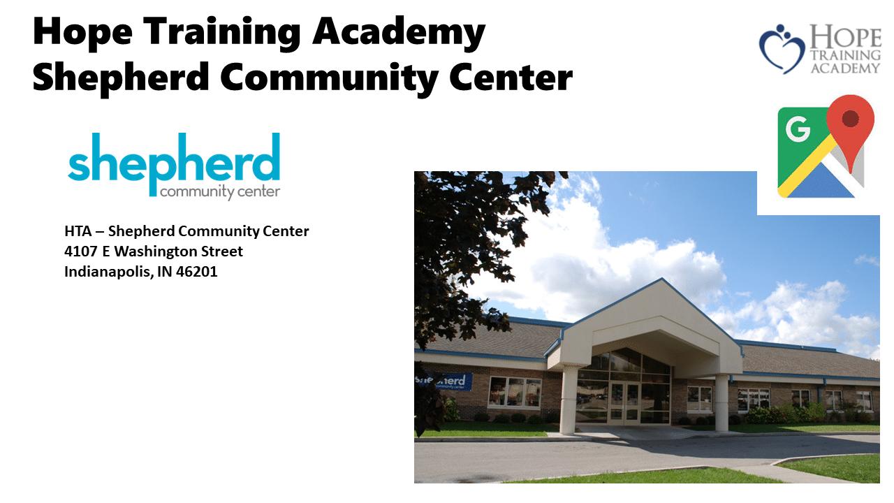 Shepherd Community Center 1